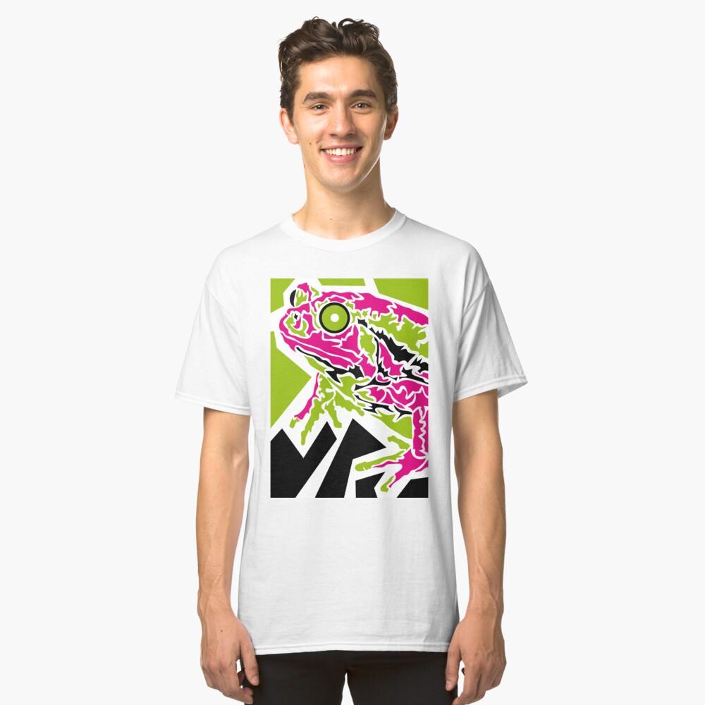 Frog Classic T-Shirt Vorne