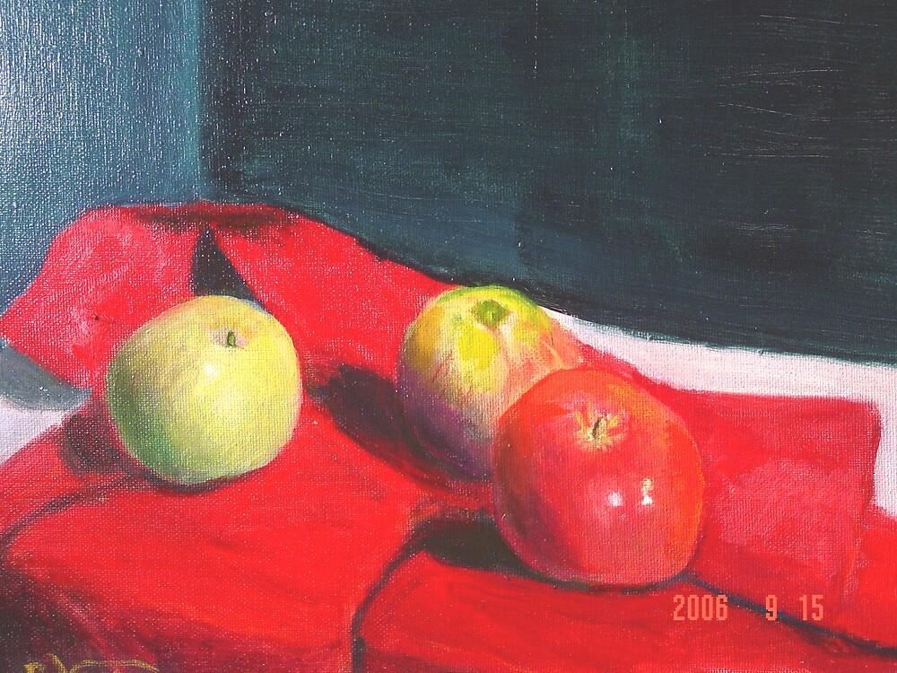 Apples by ralphvog