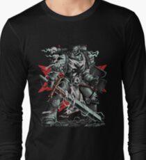 Black Templars Long Sleeve T-Shirt