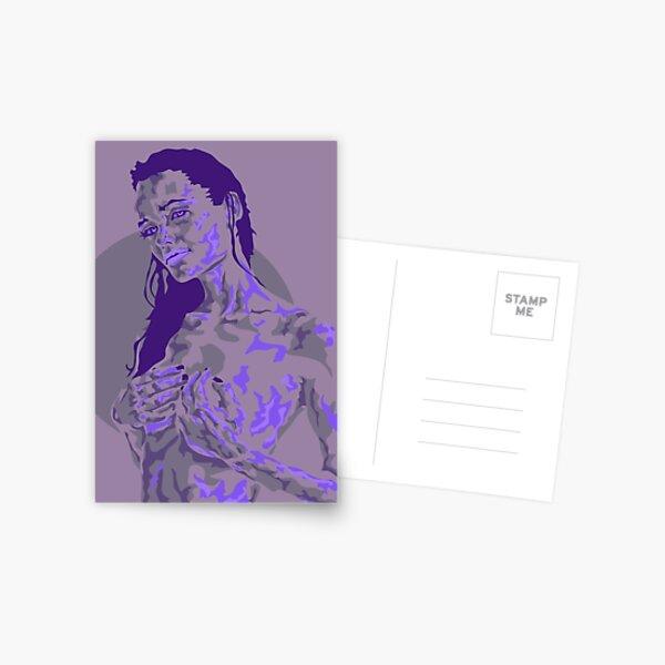 Protection Postkarte