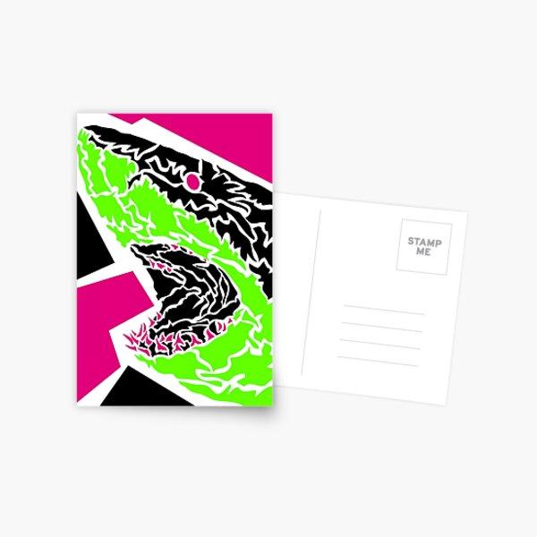 Shark Postkarte