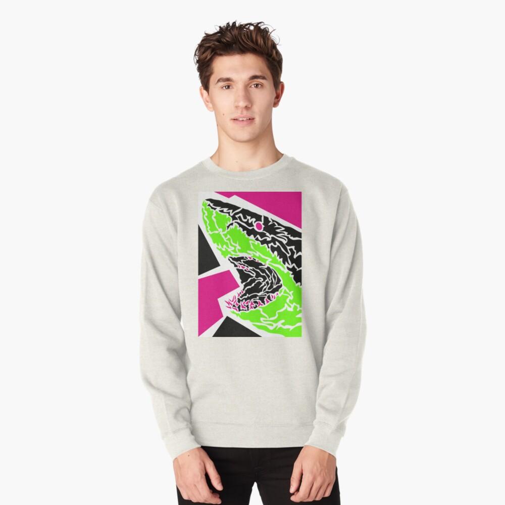 Shark Pullover