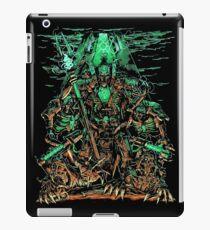 Necron Lord iPad Case/Skin