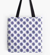 cornflower pattern Tote Bag