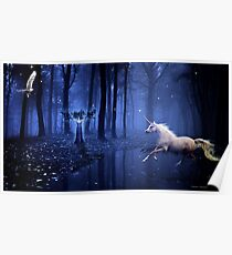 C.E. Enchanted Forest Poster