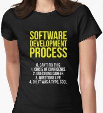 Programmer Women's Fitted T-Shirt