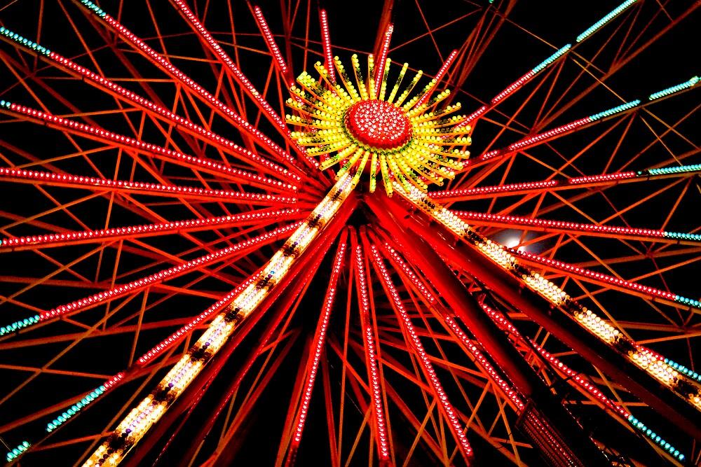 """Ferris Wheel"" by Chris Clark"