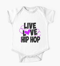 Live Love Hip Hop Kids Clothes