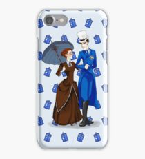 The Doctor And The Partner iPhone Case/Skin
