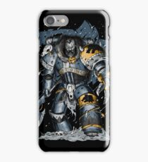 Space Wolves iPhone Case/Skin