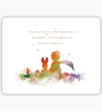 Little Prince Sticker