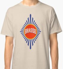 BRASSO : Vintage Branding for Your Style Classic T-Shirt