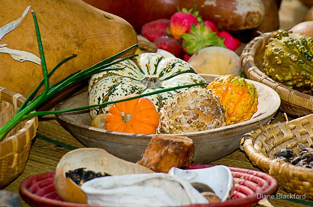 Gourds by Diane Blackford