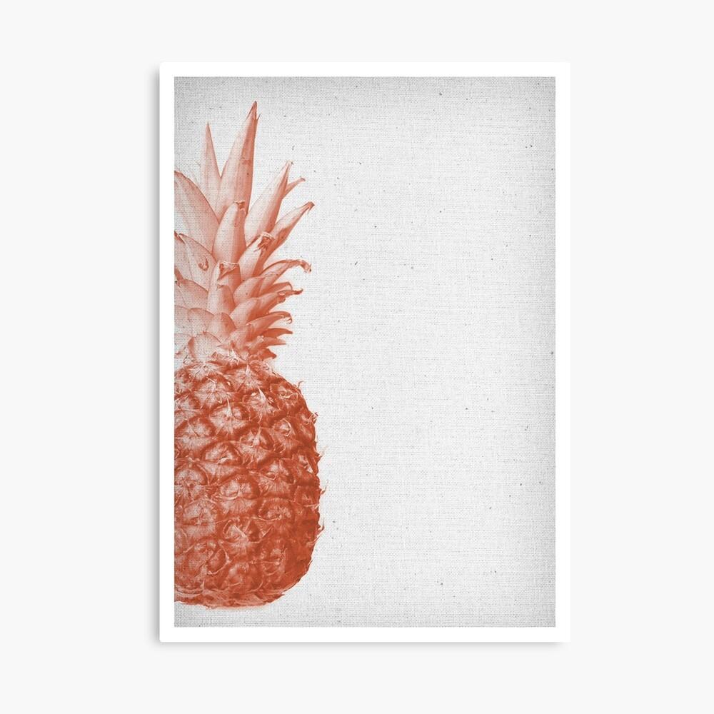Pineapple 06 Leinwanddruck