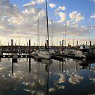 The Marina by Gene Praag
