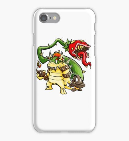 Big Bad Bullies iPhone Case/Skin