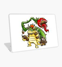 Big Bad Bullies Laptop Skin