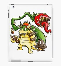 Big Bad Bullies iPad Case/Skin