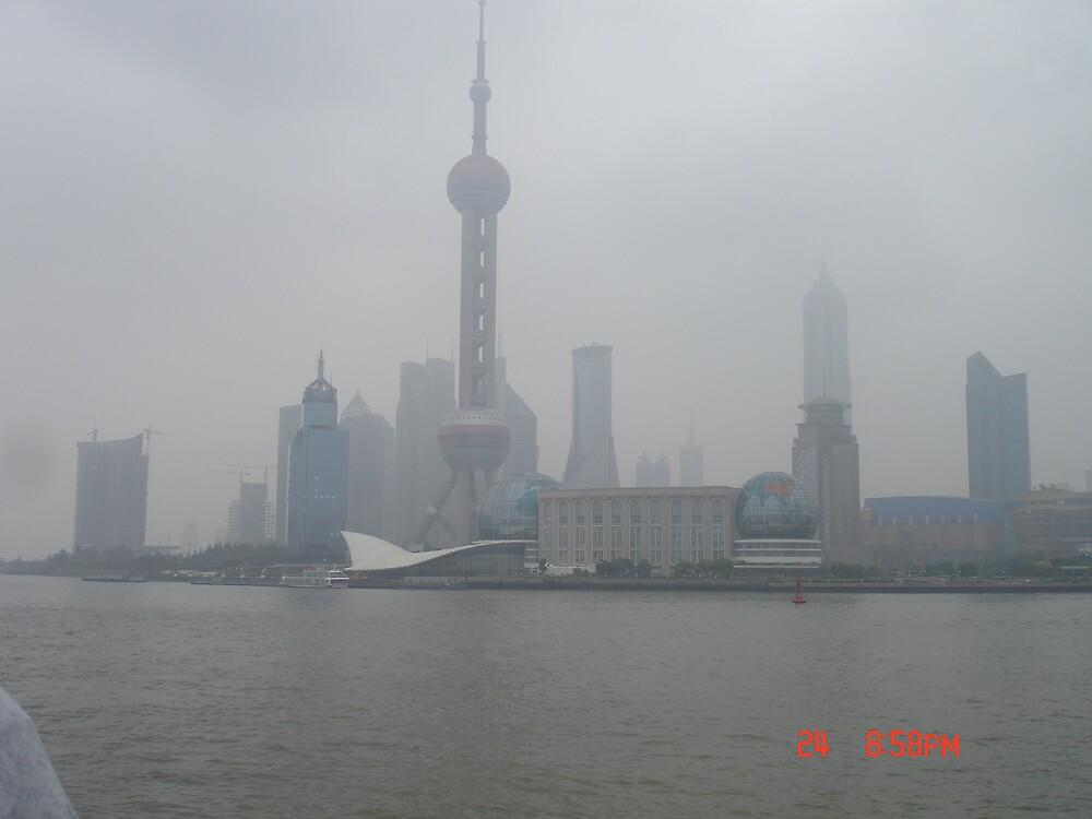 city in a haze by nickwisner