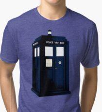 Tardis  Tri-blend T-Shirt