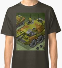 Isometric Tank Two Version Classic T-Shirt