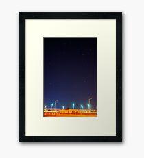 starry night Framed Print