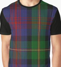 Logan #7 Clan/Family Tartan  Graphic T-Shirt
