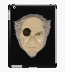 Count Olaf with Eye  iPad Case/Skin