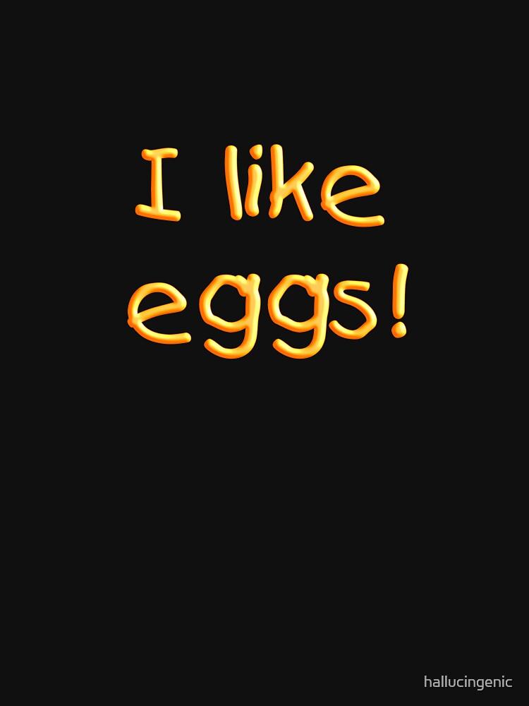 Eggs! by hallucingenic