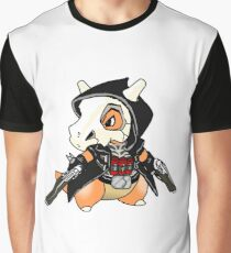 Reaper x Cubone  Graphic T-Shirt