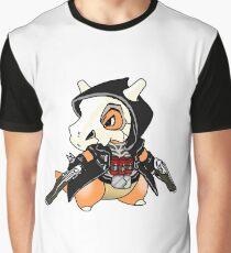 Reaper x Cubone  Graphic T-Shirt