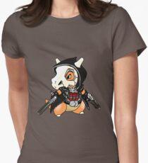 Reaper x Cubone  Womens Fitted T-Shirt