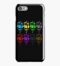 Warhol Kombat iPhone Case/Skin