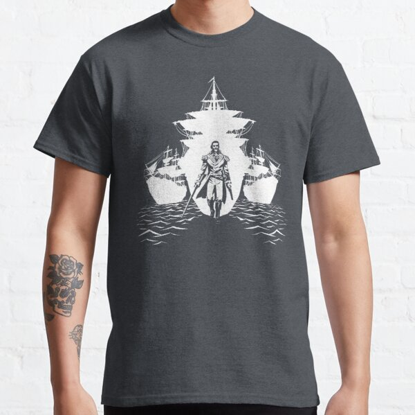 Guns and Ships Classic T-Shirt