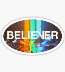 Imagine Dragons Believer Sticker