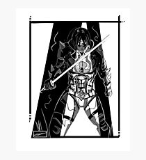 Sword Discovery Photographic Print