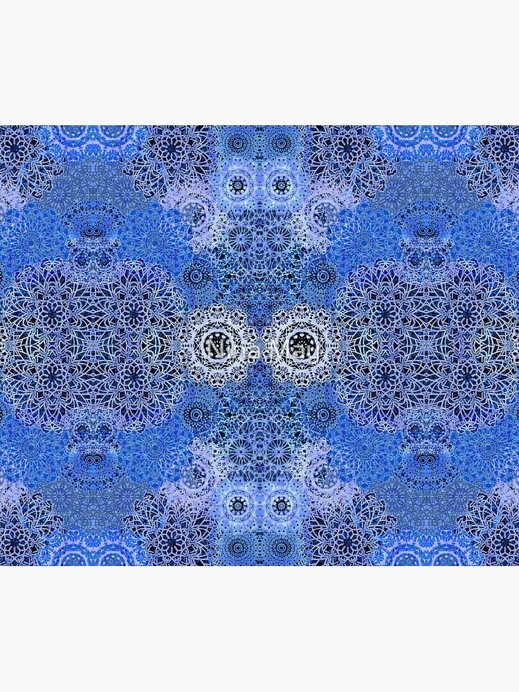 Iris Mandala Lace by ninabmay
