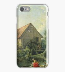 Francois Boucher - The Mill iPhone Case/Skin