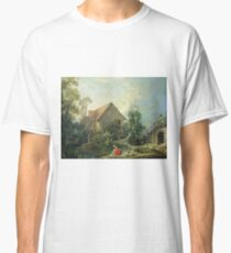 Francois Boucher - The Mill Classic T-Shirt