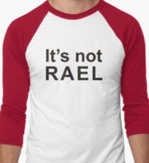 Gorillaz - It's not rael  Men's Baseball ¾ T-Shirt