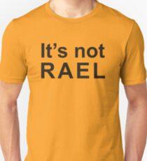 Gorillaz - It's not rael  Unisex T-Shirt