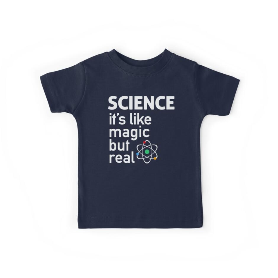 «CIENCIA: Es como magia, pero real» de BootsBoots