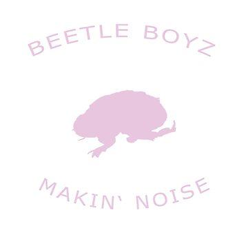 Beetle Boyz Bumpin It by Wolfrenz0