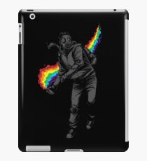 No More Tear Gas iPad Case/Skin