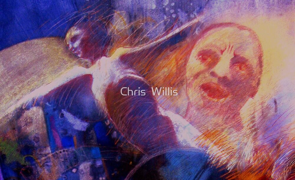 Mans Inhumanity to Man  by Chris  Willis