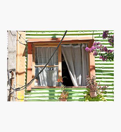 Sunny Window Photographic Print