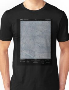 USGS TOPO Map Colorado CO Brown Sheep Camp 20100824 TM Inverted Unisex T-Shirt