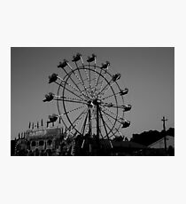 Fair Time Fun Photographic Print