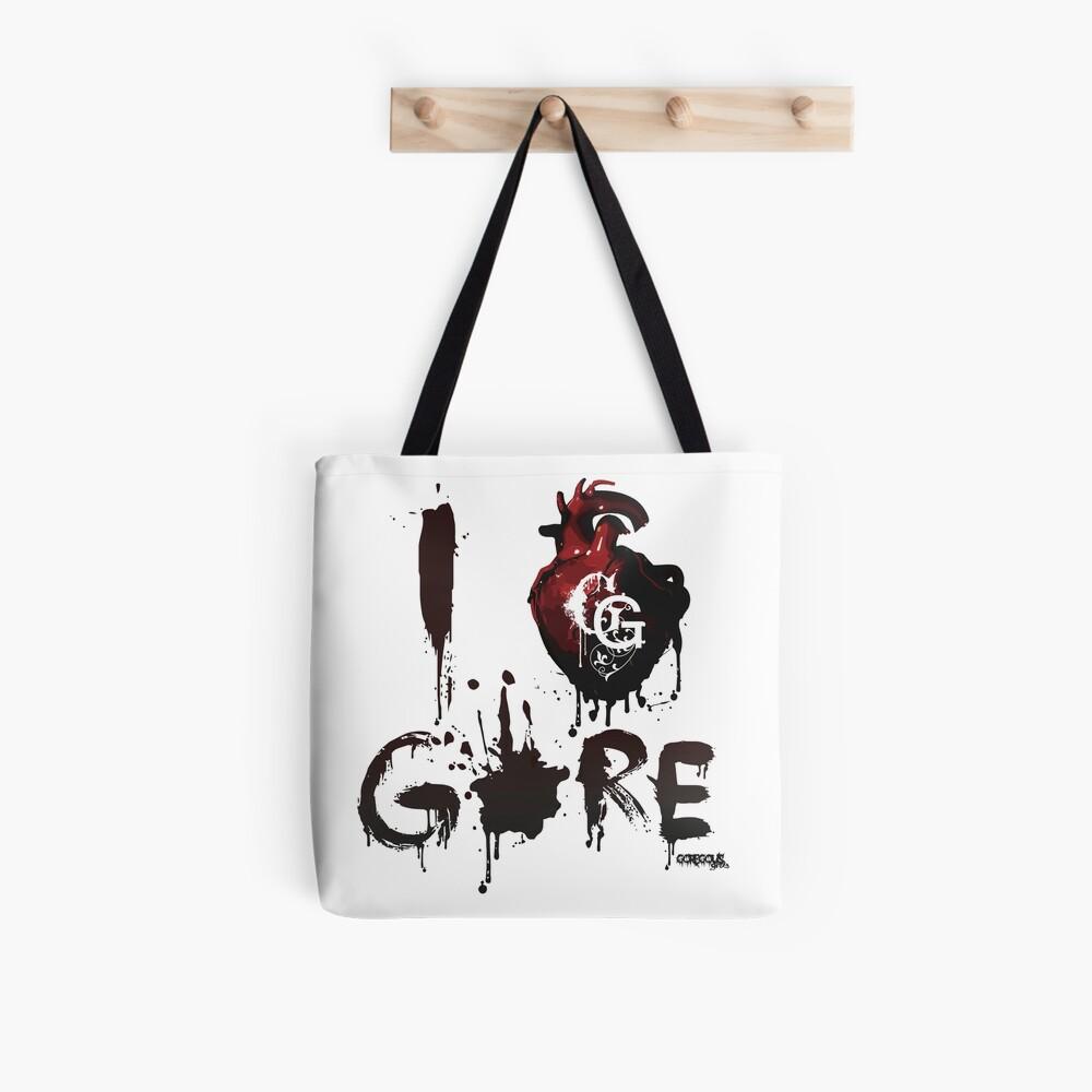 I <3 GORE Tote Bag