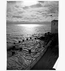 Coogee Baths Poster